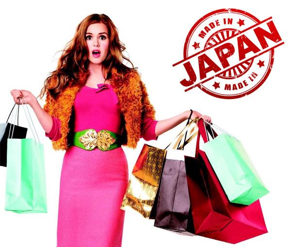 mua hàng Nhật xách tay