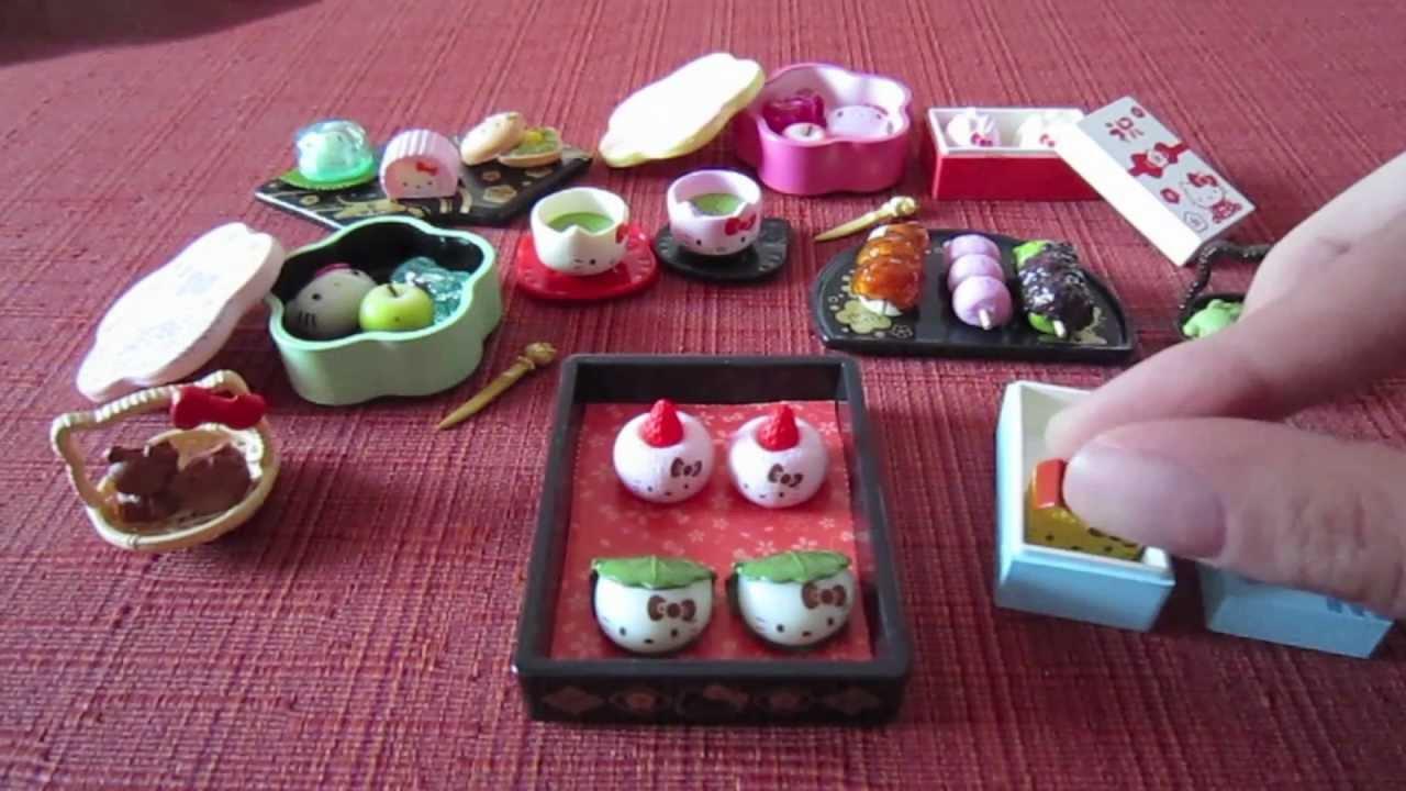 đồ chơi nấu ăn Nhật mini
