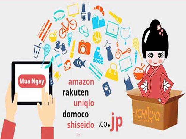 Website bán mỹ phẩm Nhật chính hãng